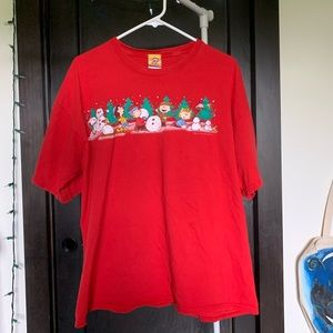 Peanuts Charlie Brown Christmas Graphic T-Shirt